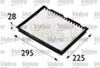 FILTER KABINE AD A-3 VW GOLF  3 VENTO POLO 94- 00- VALEO 1H0 819 644